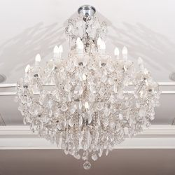 39 best diy crystal chandelier images on pinterest crystal tips on cleaning a crystal chandelier diy lifestyle oh lord do i need aloadofball Choice Image