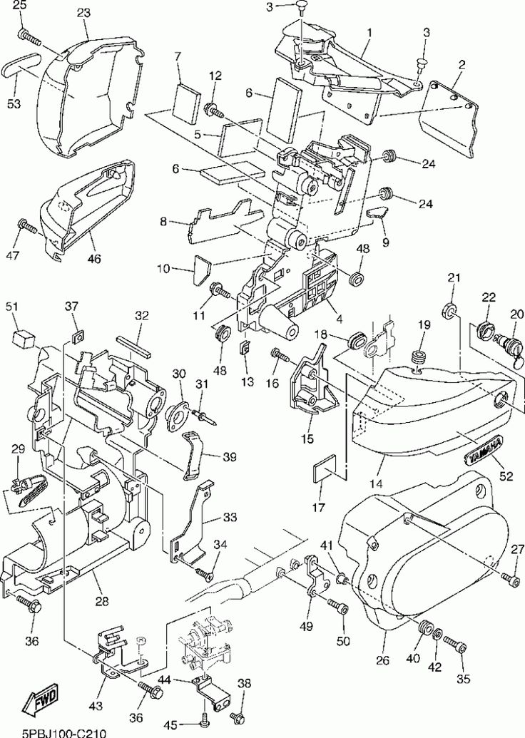 Yamaha V Star 7 Engine Diagram Not Working Yamaha V Star 7