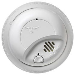 Change Smoke Alarm Batteries When Changing Clocks This Weekend. www.homecontrols.com