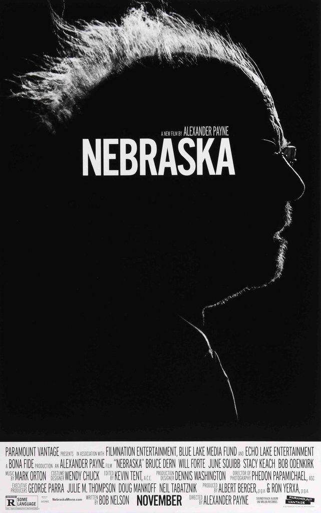 Nebraska (2013) #2000s #2013 #27x40