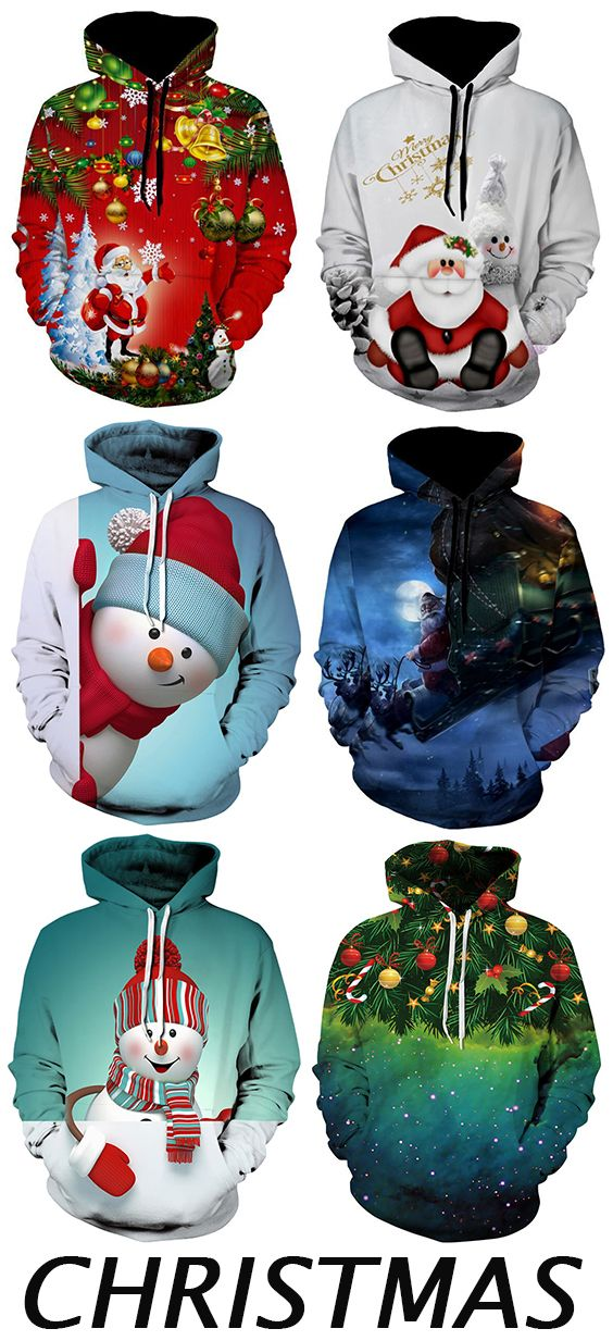 50% OFF Christmas Men's Hoodies,Free Shipping Worldwide.
