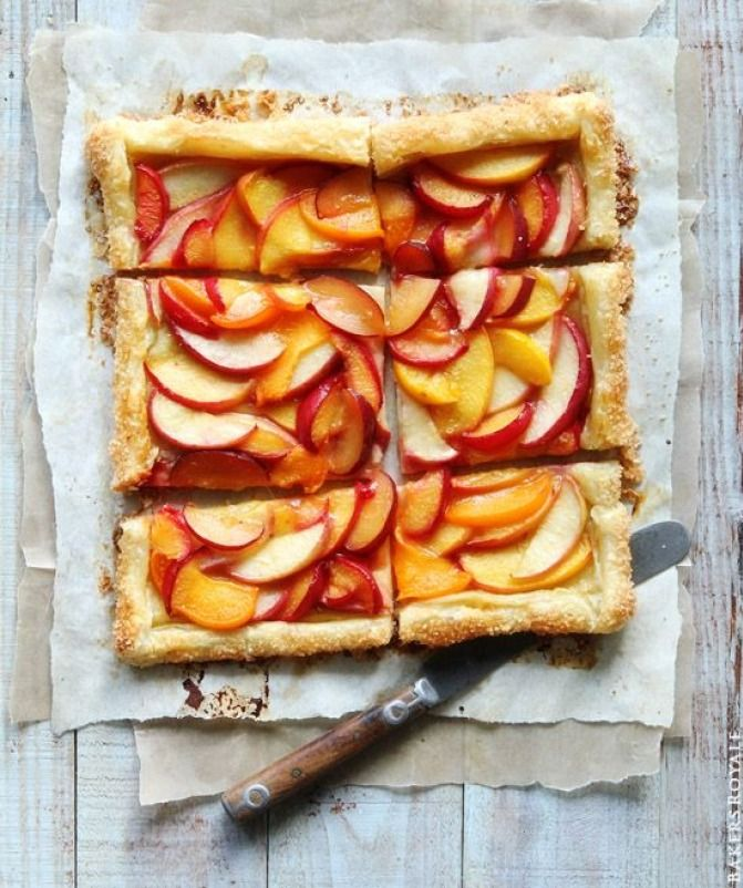 Easy Summer Tart - not in the 23 recipes but the crostata is closest. http://www.marthastewart.com/274938/summer-fruit-pie-and-tart-recipes/@center/276943/grilling-recipes