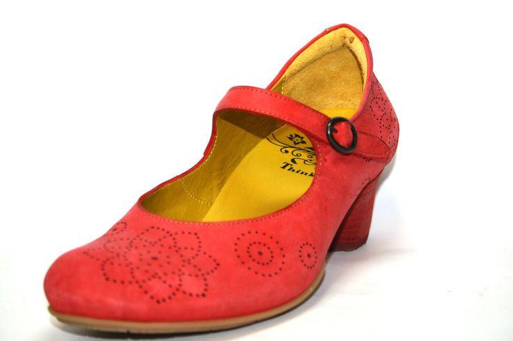 Think Lunah 80152 Ladies' Shoes 37,5 38 38,5 39 40 40,5 41 41,5 42,5 Shoes Women