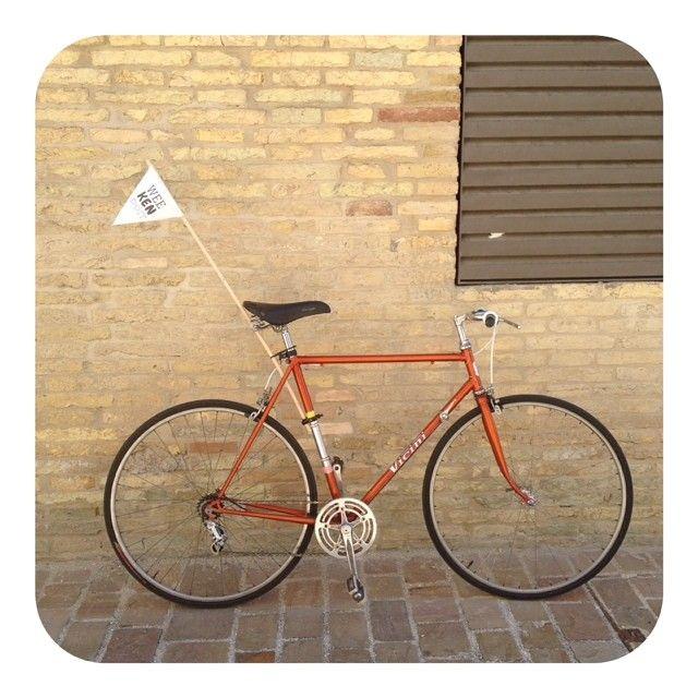 gaiasegattini - La bici ufficiale del #weekendoit !❤️ Official #weekendoit bicycle! ❤️
