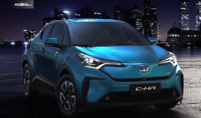 Preview Toyota C Hr Ev 2020 Toyota Mobil Mobil Listrik