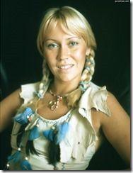 RS Notícias: Agnetha Fältskog, cantora e ex-integrante do ABBA....