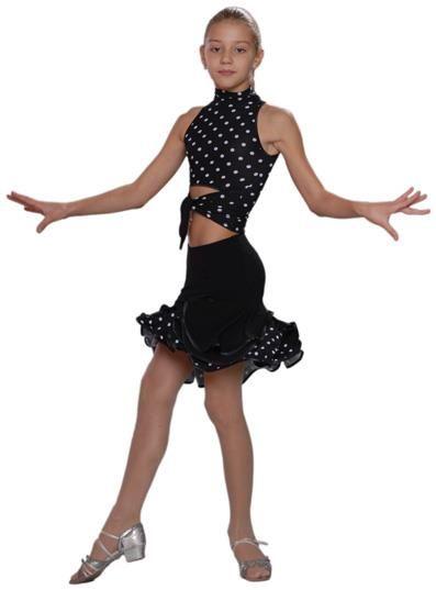 Юбка для латиноамериканских танцев купить