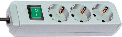 Brennenstuhl Eco-Line Steckdosenleiste con interruptores 3-asignatura 1,5m https://images-eu.ssl-images-amazon.com/images/I/31YwFeXxuOL.jpg Eco-Line Steckdosenleiste con interruptores 3-asignatura 1,5m – En Standard-Steckdosenleiste consensual colores y de excelente calidad.– Oblicuo ordenada por tomas de corriente de inserción de Winkelsteckern cómodos.– Sicherheitsschalter iluminados, un zweipolig-/ausschaltbar.– Las tomas de protección de la infa