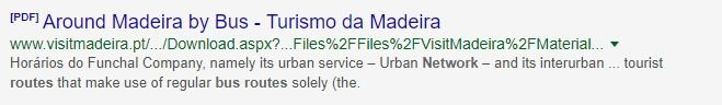 madeira bus network - Google Search