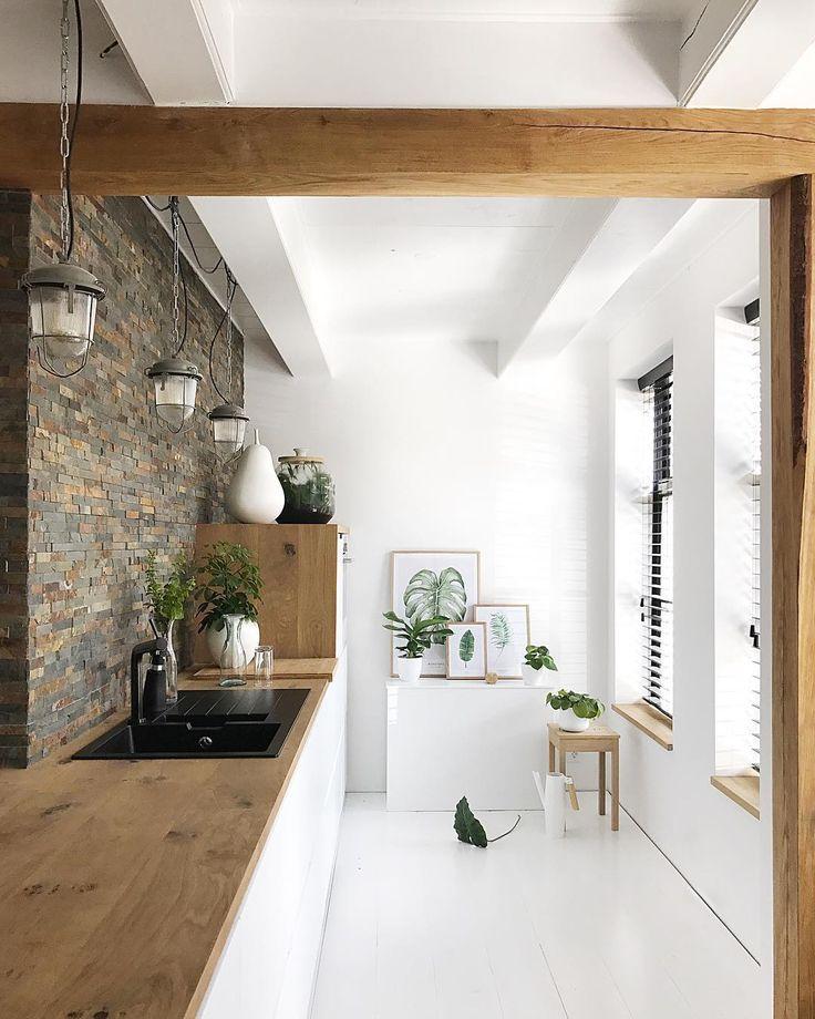 288 best Küche images on Pinterest Kitchen dining, Sweet home and - küchen hängeschränke ikea