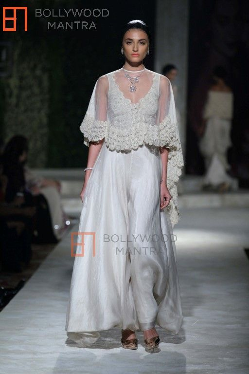 Anamika Khanna Bvlgari Fashion Show