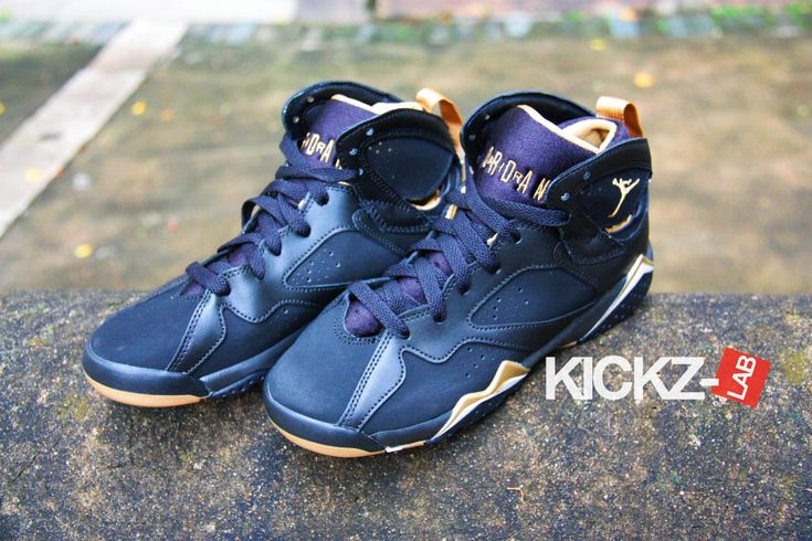 Air Jordan Retro 7 GS Golden MomentsRunning Shoes, Basketball Shoes, Air Jordans, Cheap Jordans, Basketbal Shoes, Moments Air, Golden Moments, Jordans Retro, Jordans Shoes