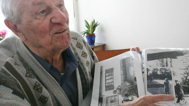 "Hitler bodyguard Rochus Misch, last witness to Fuehrer's final hours, dies at 96 - ""He was no brute. He was no monster. He was no superman,""- Rochus Misch on Adolph Hitler, who he called 'boss'-  Read more: http://www.foxnews.com/world/2013/09/06/hitler-bodyguard-rochus-misch-last-witness-to-fuehrer-final-hours-dies-at-6/#ixzz2e7xSEn64   Read more: http://www.foxnews.com/world/2013/09/06/hitler-bodyguard-rochus-misch-last-witness-to-fuehrer-final-hours-dies-at-6/#ixzz2e7ySZUt4"