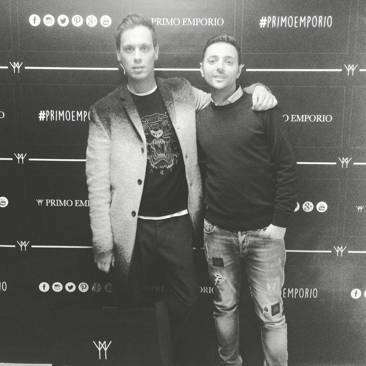 Io & Nicola Dolcini di Pesaro Italy #madeitaly #primoemporio #winter #collection #look #fall #moda #mood #friends #clienti #clientispeciali #clientitop