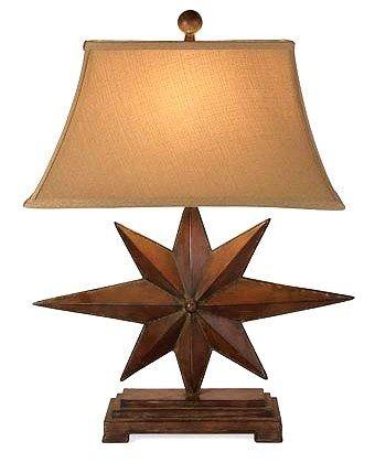 Captain's Quarters Compass Rose Lamp