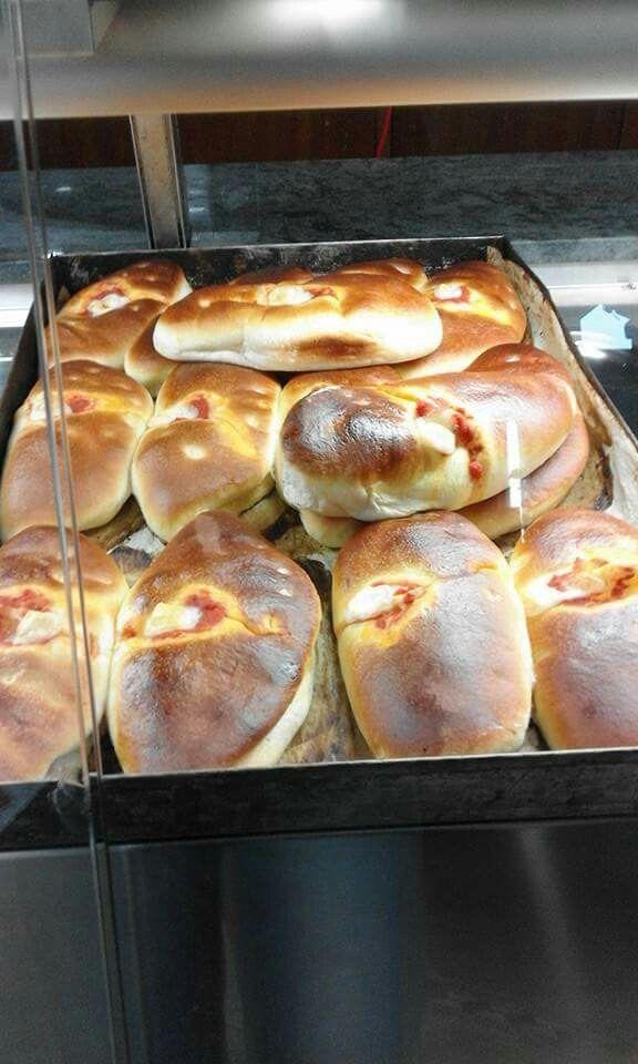 #calzone al #forno #delicius #rosticceria  #palermitana