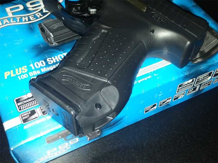Walther P99 Umarex Griff