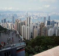 Victorian Peak, Hong Kong, 2004