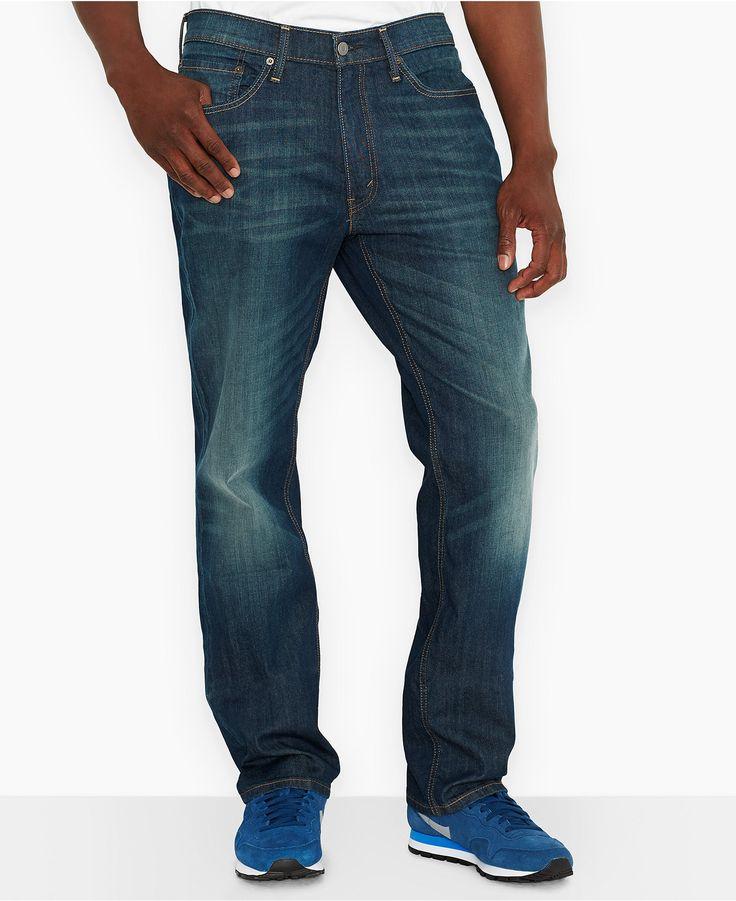 Levi's 541 Athletic-Fit Jeans - Jeans - Men - Macy's