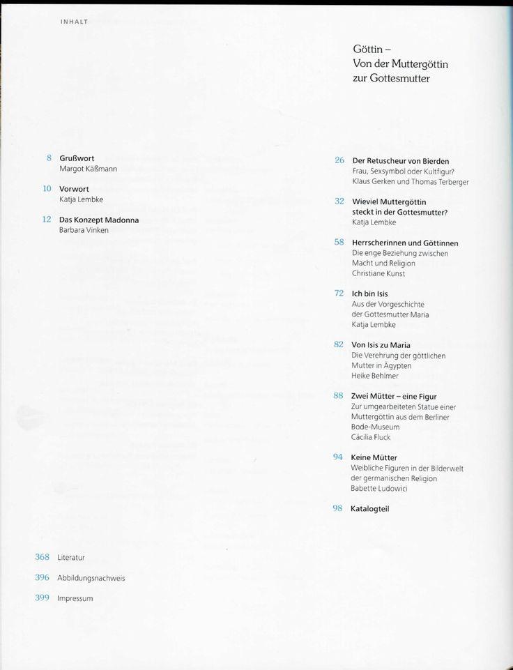 (1) Zum Niederknien. Rubens Madonna mit Kind zwischen Bildästhetik und Bildtheologie, in: Ausstellungskatalog: Madonna. Frau – Mutter – Kultfigur, Niedersächsisches Landesmuseum Hannover & Sprengel Museum Hannover (16. Oktober 2015- 14. Februar 2016), hrsg. von Katja Lembke, Dresden 2015, S. 214-223.   Martina Dlugaiczyk - Academia.edu