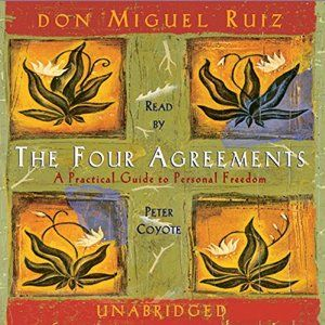 Amazon.com: The Four Agreements (Audible Audio Edition): Peter Coyote, don Miguel Ruiz, Amber Allen Publishing Inc.: Books