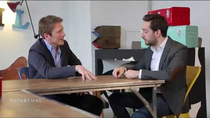 [Video] Le crowdfunding, ou l'économie du partage - FUTUREMAG - ARTE