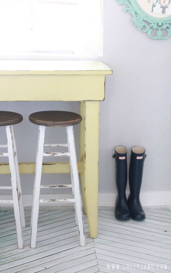 Furniture Makeover Kitchen Barstools Bar Tables And
