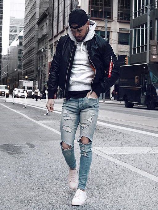 Find and save ideas about Swag outfits men on Pinterest. | See more ideas about Men street outfit, Maroon hoodie mens and Outfit grid.