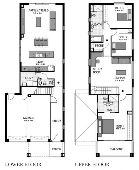 Rossdale Homes Somerton Floor plans