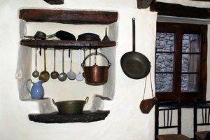 El Museu Etnogràfic Casa Cristo permet conèixer la manera de viure d'una família humil d'Andorra a principi del segle XX. Encamp. Foto: Comú d'Encamp.
