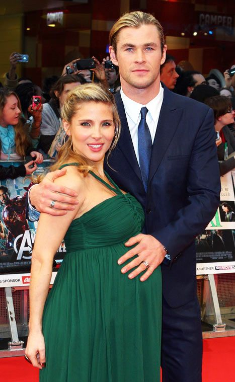 Exclusive: Chris Hemsworth's Wife Elsa Pataky Gives Birth to Daughter India!  Follow me for Celebs news!