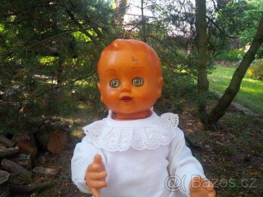 staré panenky - 1