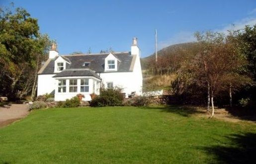 Castlehill, Polbain, Achiltibuie, Wester Ross (Sleeps 1-6) Self Catering Holiday Cottage in Scotland.