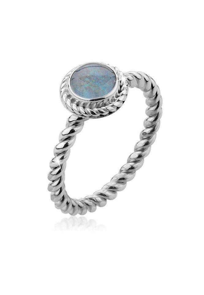 Nenalina Fingerring Opal Triplette Geburtsstein Oktober 925 Silber Online Kaufen Mit Bildern Ringe Silber Ring Mit Stein Ringe