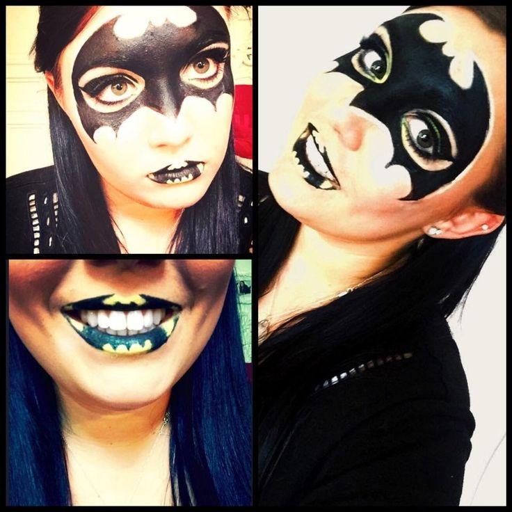faszinierende fledermaus schminken bat makeup bat costume halloween costumes
