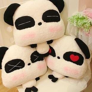 panda cushion,cute shy panda cushion,hot sale plush toy doll cute shy panda shaped cushion holding pillow stuffed toy