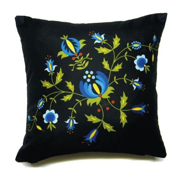 polish folk | Polish Folk pillow | folk design