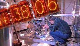 C'est quoi une horloge à fontaine atomique NIST-F2 ?