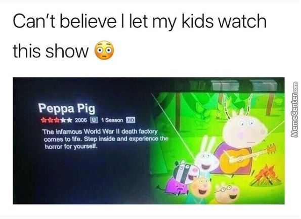 Image Result For Peppa Pig Meme Jokes Quotes Peppa Pig Memes