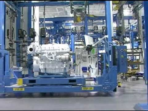 (adsbygoogle = window.adsbygoogle || []).push();       (adsbygoogle = window.adsbygoogle || []).push();  A look at Caterpillar's world-class manufacturing of Cat® Marine Engines at the Marine Center of Excellence in Greenville, South Carolina, USA. Learn more at: ...