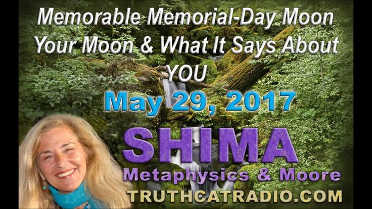 #10 MAY 29 2017 Each week we touch on which phase of the lunar cycle we are in and how to maximize success in our lives by incorporating the moon. There are 8 lunar personalities depending on the specific phase on the day of your birth. Find out more on today's show.