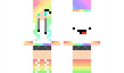 Minecraft skin derp girl girl minecraft skins pinterest