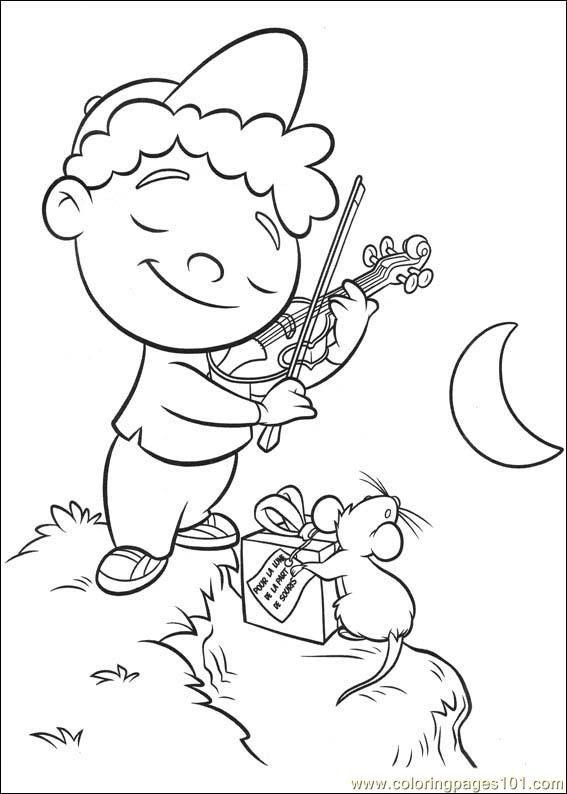 Little Einsteins Annie Coloring Page Disney Coloring Sheets Little Einsteins Coloring Pages