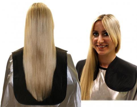 Kitűnő minőségű hajvágó gallér, hosszú haj vágásához.