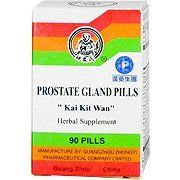 Prostate Grand Pills Kai Kit Wan - 90 pills,(Solstice) by Solstice. $5.99. Pills support the health of the lower abdomen, lower back, and spinal cord and is helpful in supporting a healthy urogenital system.*