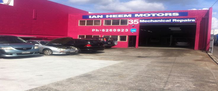 @ianheemmotors you get high quality #carservice and repairs in Auckland.  Visit us http://goo.gl/kZR3ok or 09 826 0923 call us.