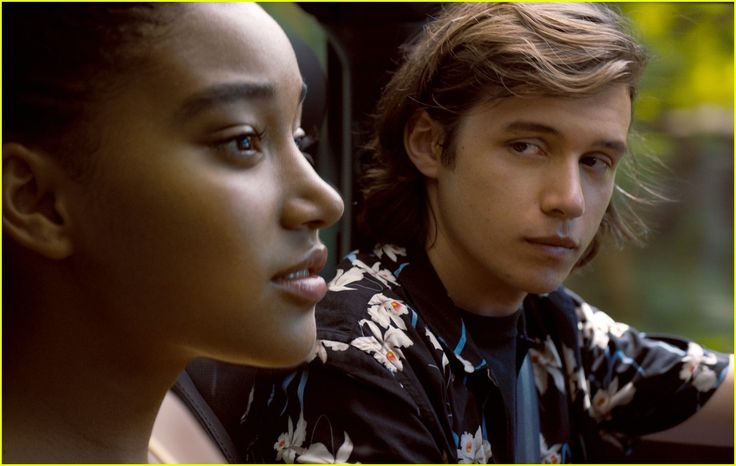 Everything, Everything's Amandla Stenberg & Nick Robinson Happy to 'Ride First Wave' Of Interracial Represenation in Film | nick robinson amandla stenberg interview 03 - Photo