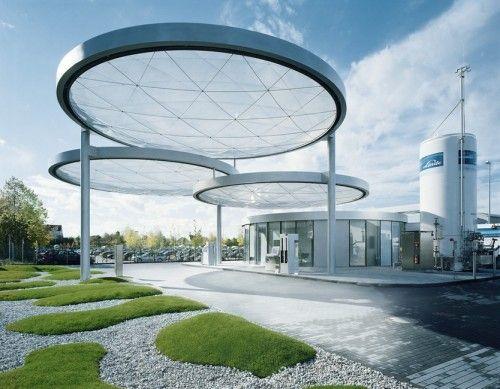 Linde Hydrogen Station Opens in Emeryville, CA