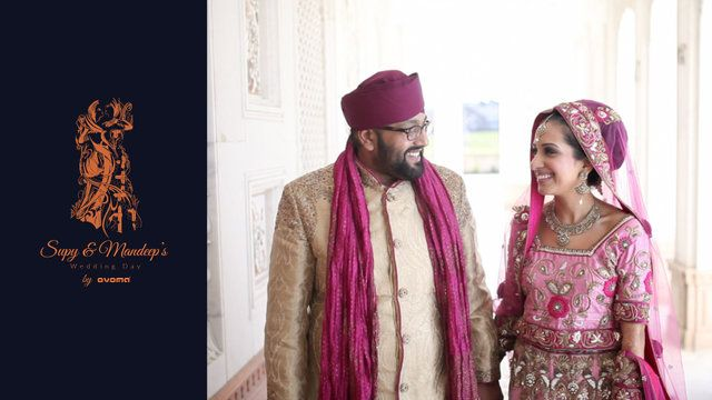 Beautiful sikh Wedding in London Gravesend Gurdwara #sikh #wedding #2013 #london #gravesend