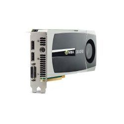 HP 671138-001 NVIDIA Quadro 5000 PCIe graphics card – With 2.5GB GDDR5 GPU memory, max resolution 2560×1600, one Dual Link DVI-I and two DisplayPorts